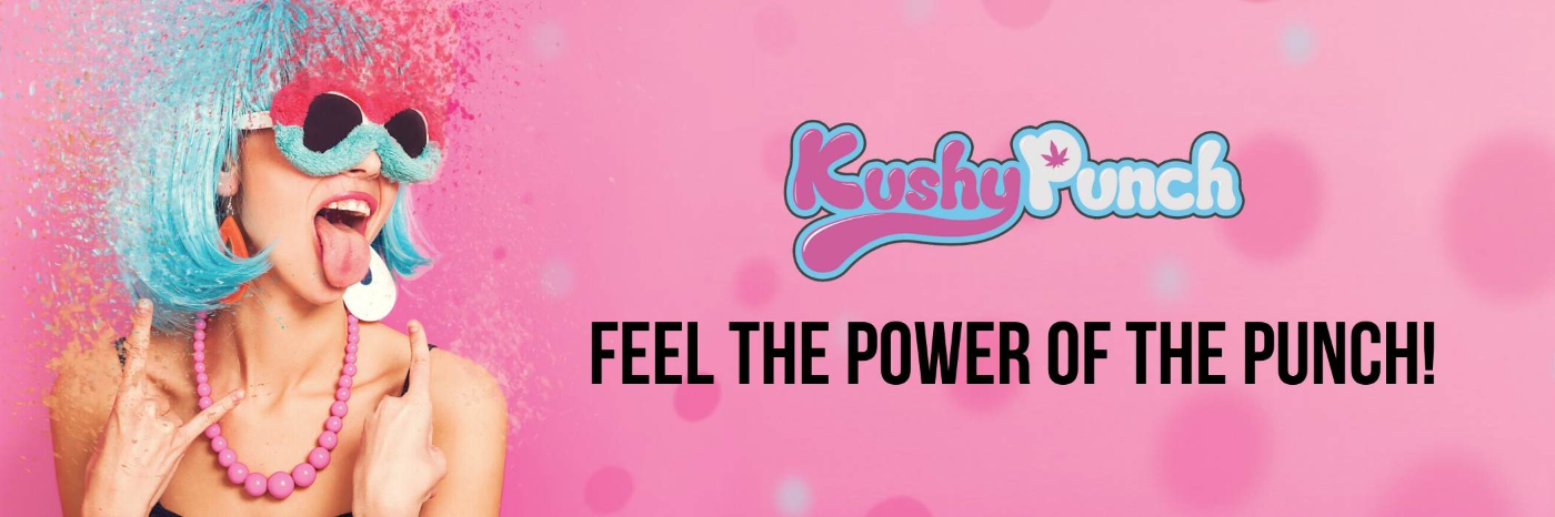Kushy Punch banner