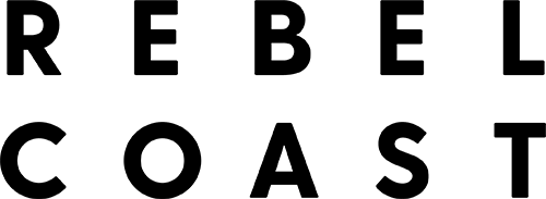 Rebel Coast 's Logo