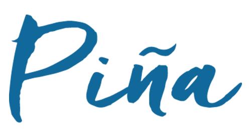 Pina's Logo