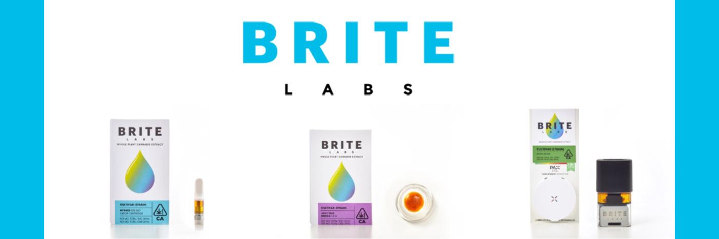 Brite Labs banner