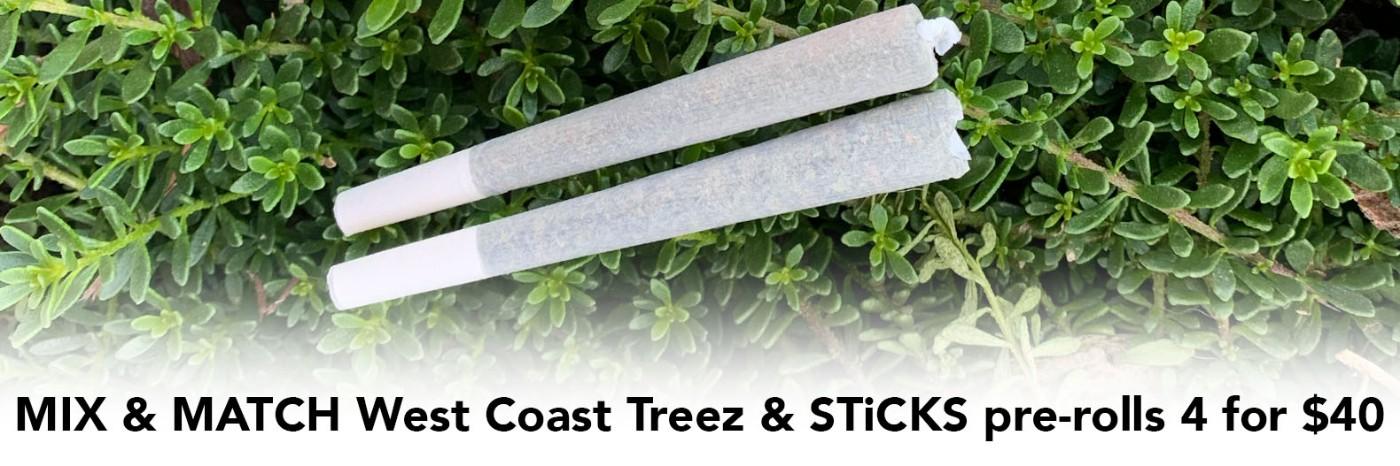 Sticks banner