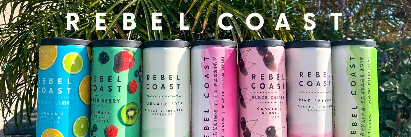 Rebel Coast  banner