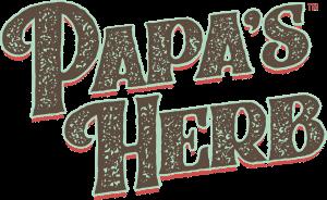 Papa's Herb's Logo