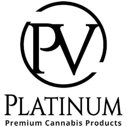 Platinum Vape's Logo